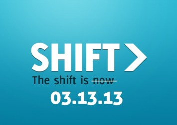 Shift 3-13-13 debut 2