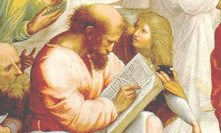 Reflecting on Wisdom in the Golden Verses of Pythagoras