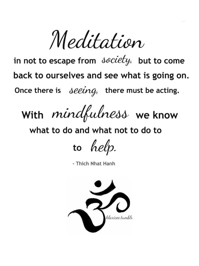 Understanding What Meditation is and is Not