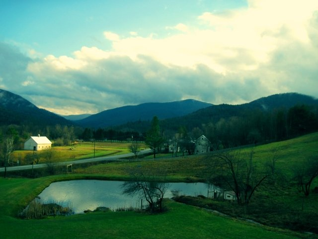 Amee Farm Lodge in Pittsfield, VT