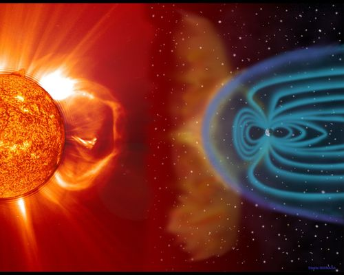 Effects of Solar and Geomagnetic Activity on Humans