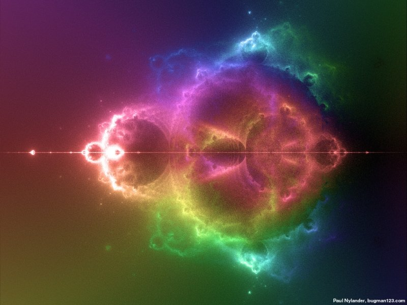 Attention, Intention & the Universe as a Conscious Holographic Information Processor Nebulabrot-large