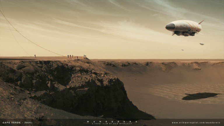 Wanderers: A Vision of Our Expansion Into the Solar System
