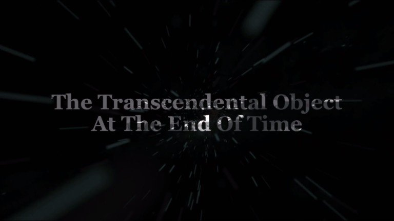 The Transcendental Object At The End Of Time: A Terrence McKenna Film
