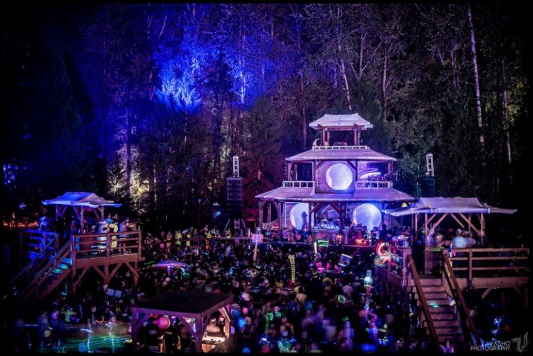 Shambhala Music Festival 2015 Completes Series of Six Stage Lineup Announcements