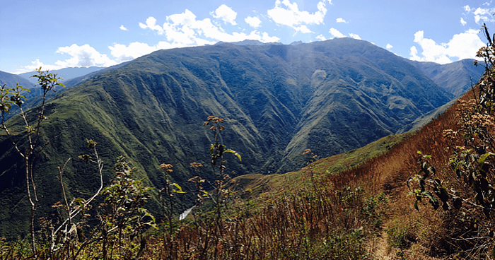 Paititi home in the Mapacho Valley where the Andean Mountains and the Amazon rainforest meet.
