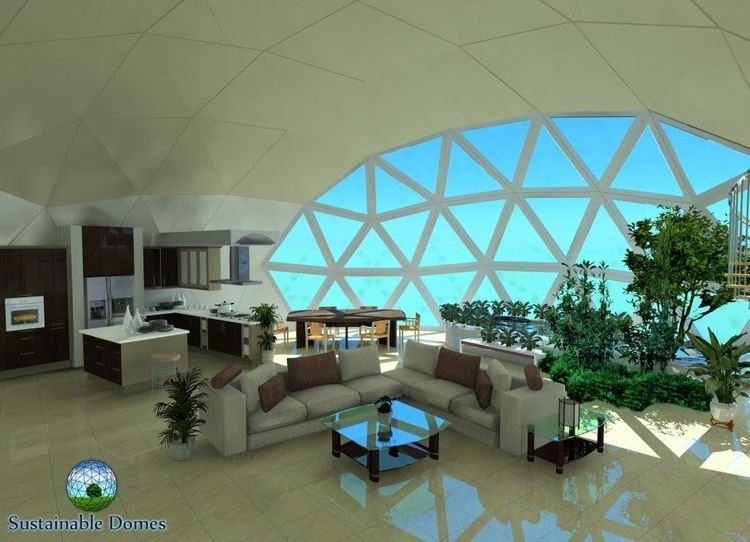 5 Great Reasons to Build a Geodesic Dome Home