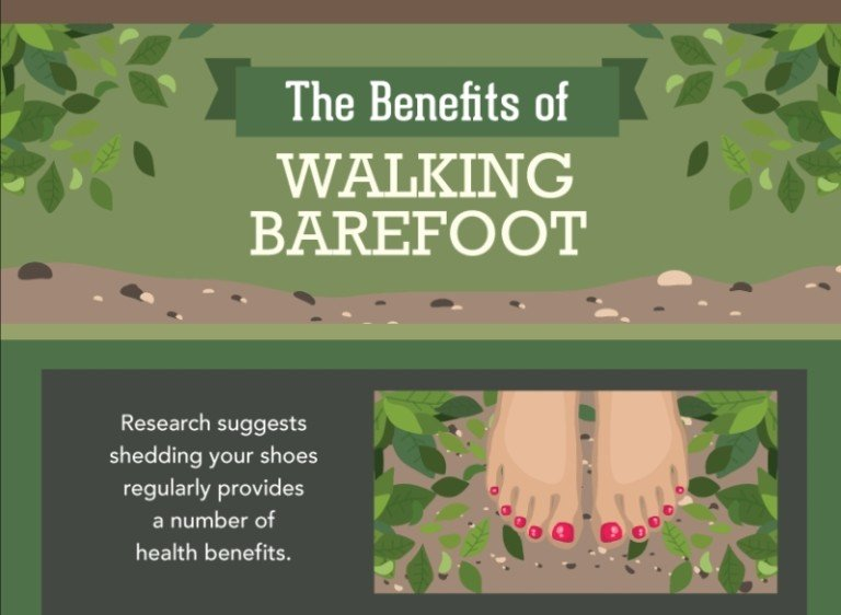 Barefoot Gardening: How to Design a Garden For Your Feet