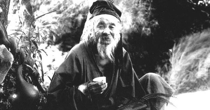 qigong monk