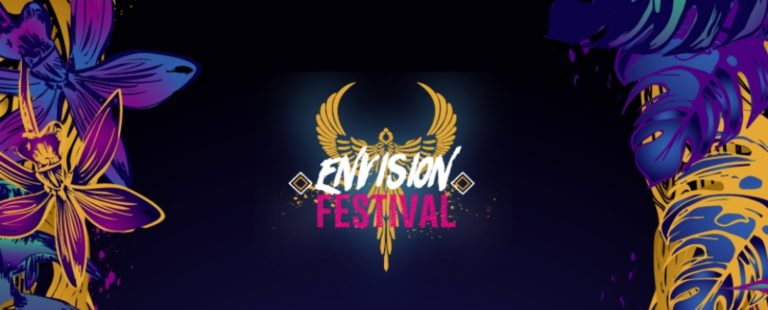 Envision Festival's 2019 Lineup Was Just Released and it is the Most Diverse Yet