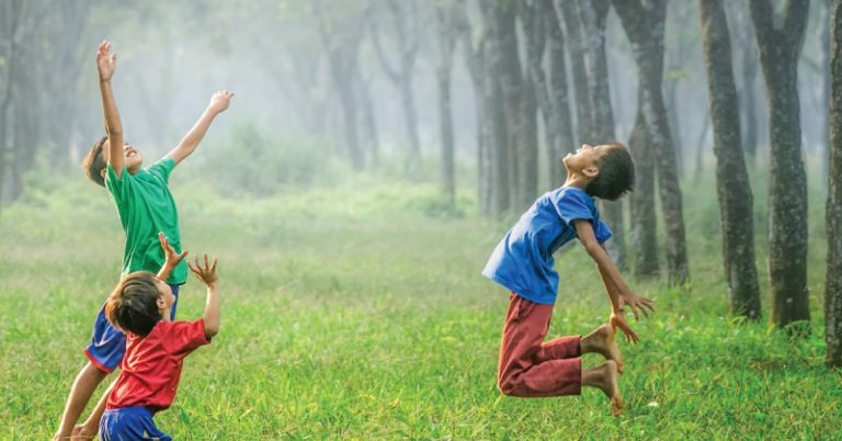 5 Ways to Foster a Love of Nature in Kids