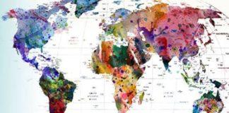 world summit map