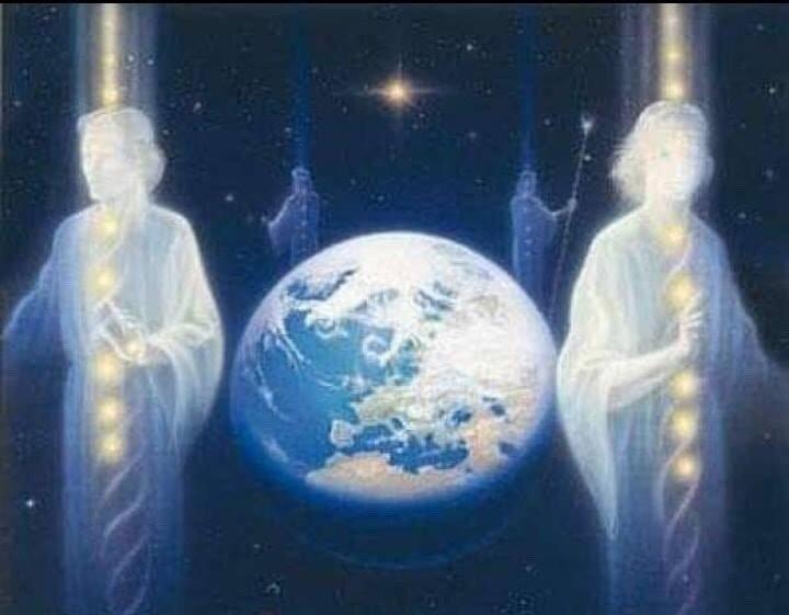 New Earth — Your Creative Choice!
