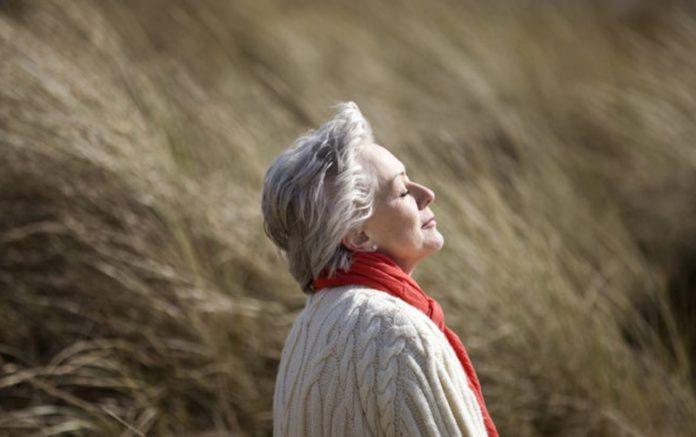 spiritual aging