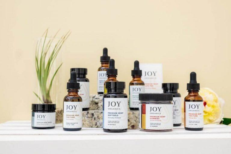 Joy Organics Review of Organic CBD Products