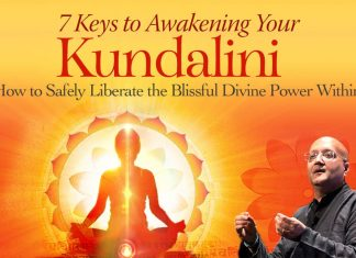 awakening kundalini raja choudhury