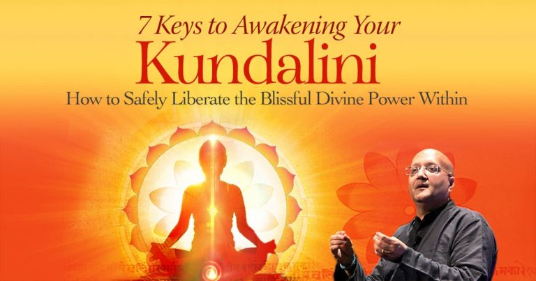 7 Keys to Awakening Your Kundalini – FREE Online Event