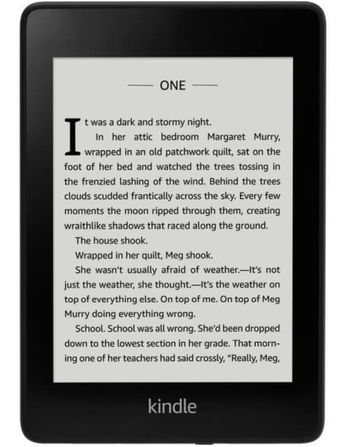 kindle paperwhite 10th generation