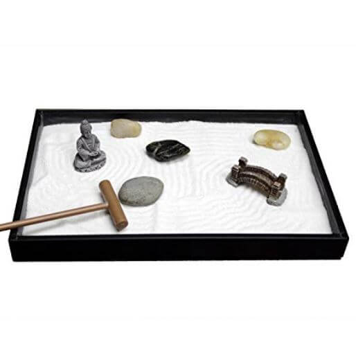 mini zen meditation garden