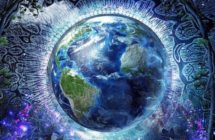 visionary art earth