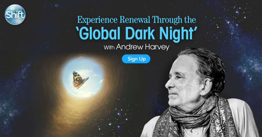 andrew harvey dark night of the soul